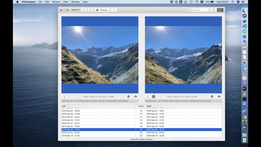 PixCompare for Mac - review, screenshots