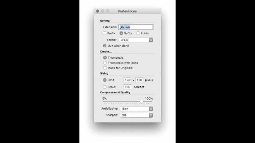 ThumbsUp for Mac - review, screenshots