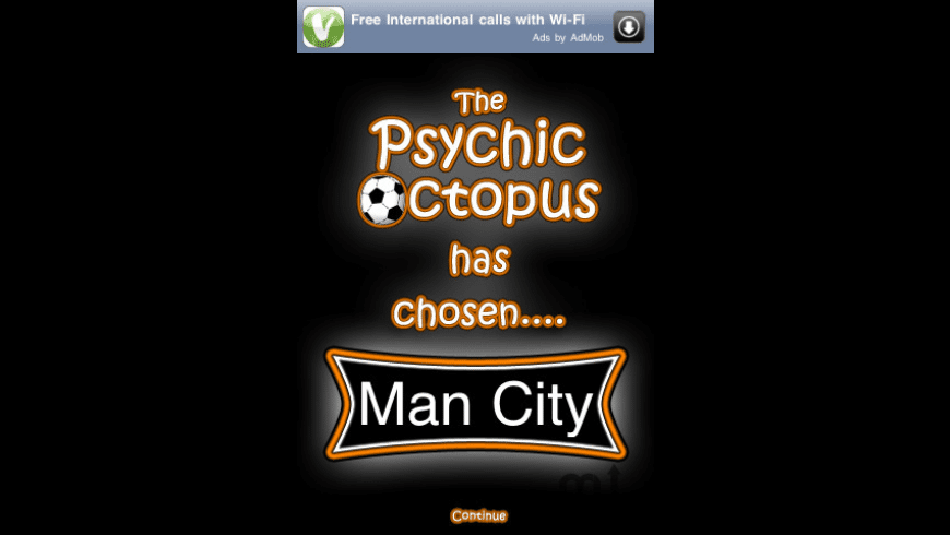 The Psychic Octopus for Mac - review, screenshots