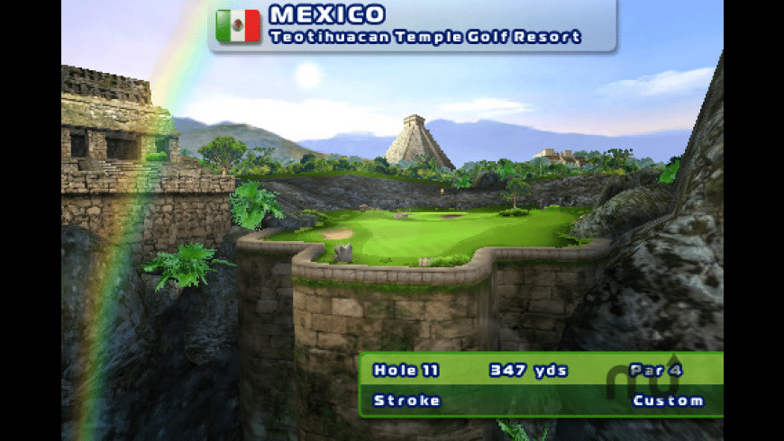 Let\'s Golf! 2 for Mac - review, screenshots