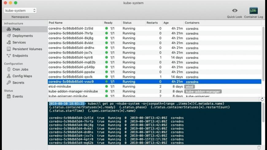 Kubermagic for Mac - review, screenshots