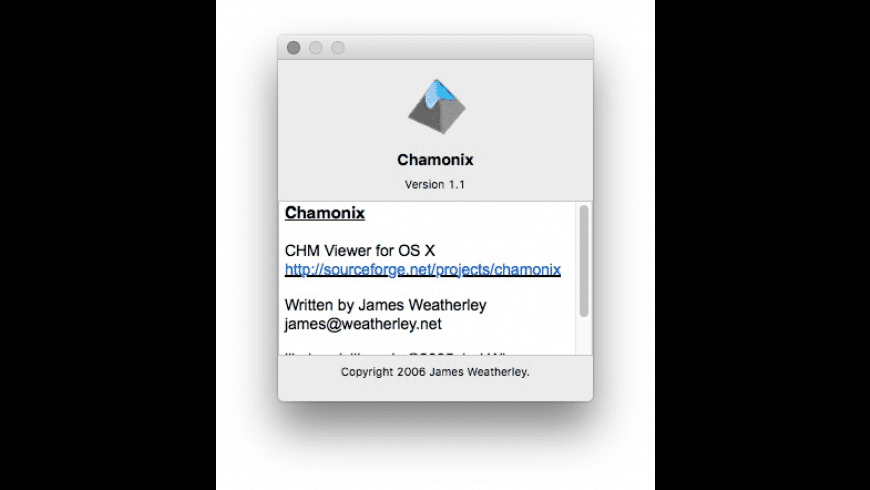 Chamonix for Mac - review, screenshots