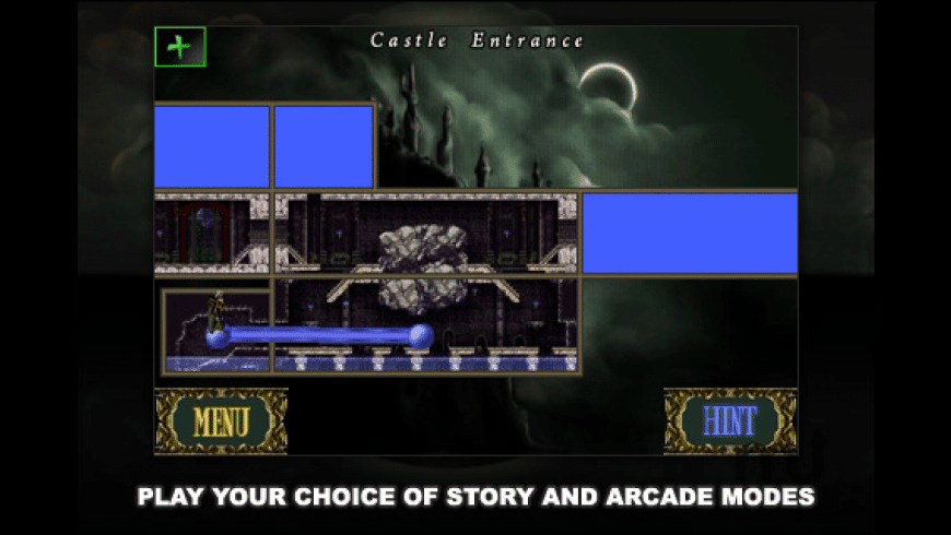 Castlevania Puzzle: Encore of the Night for Mac - review, screenshots