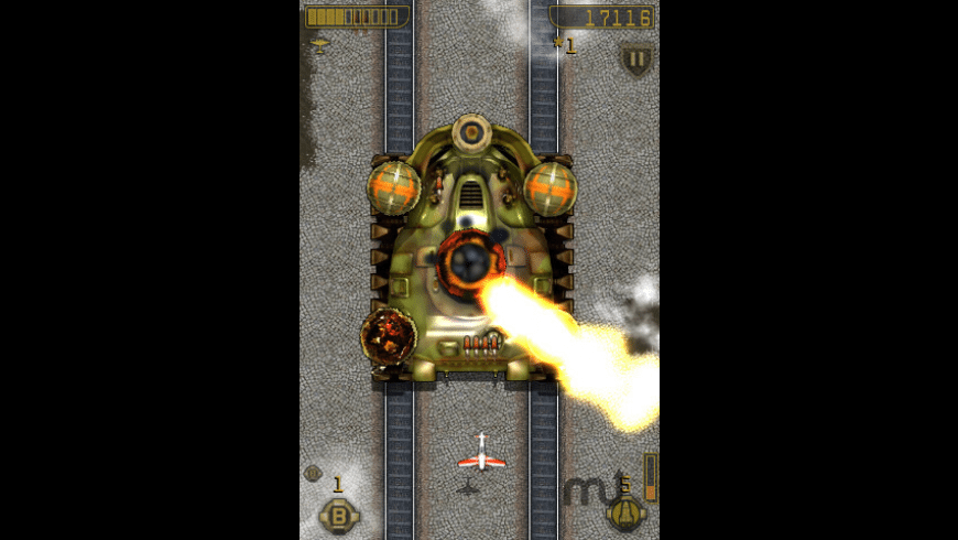 1942: FIRST STRIKE for Mac - review, screenshots