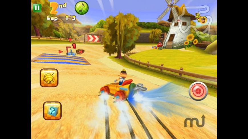 Shrek Kart HD for Mac - review, screenshots