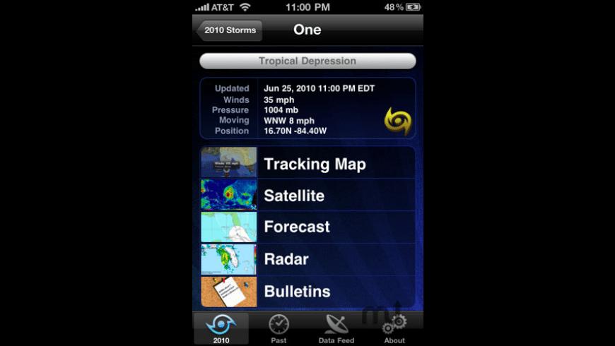 Hurricane for Mac - review, screenshots