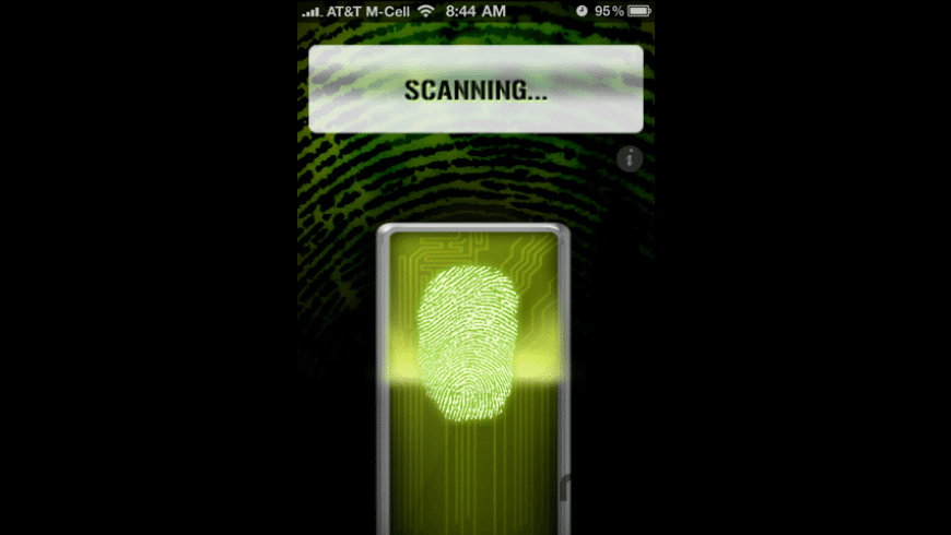 Fingerprint Security - Pro for Mac - review, screenshots