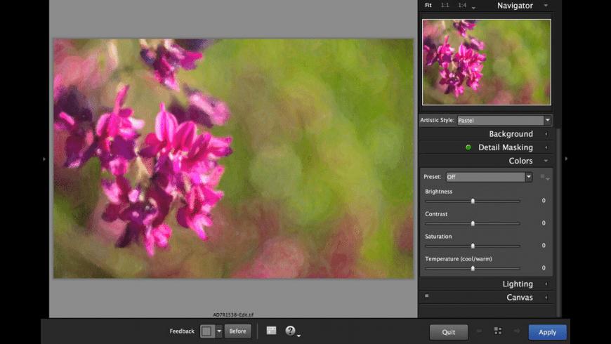 Snap Art for Mac - review, screenshots