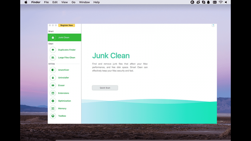 CleanGeeker for Mac - review, screenshots