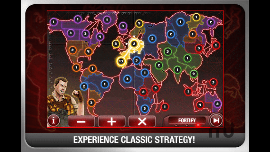 RISK : The Official Game for Mac - review, screenshots