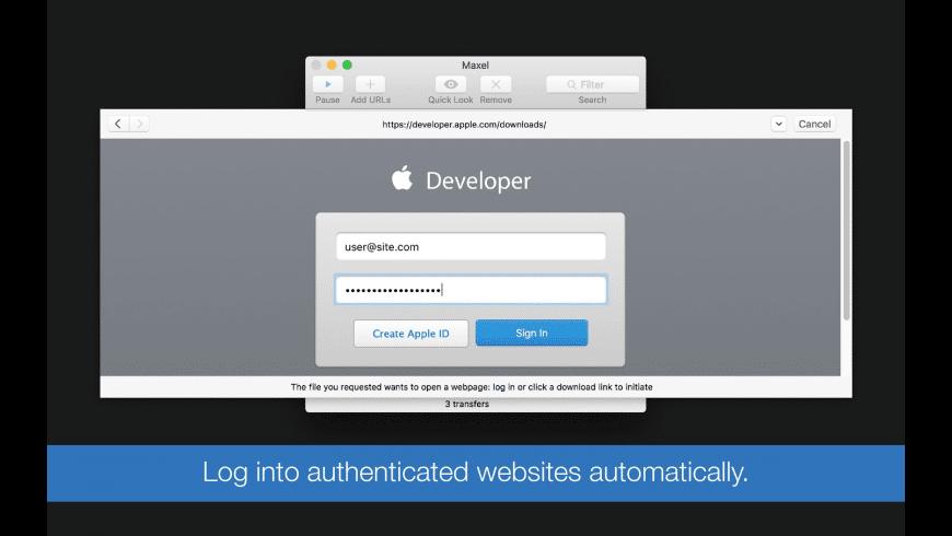 Maxel for Mac - review, screenshots
