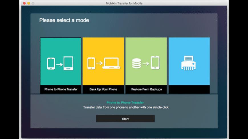 MobiKin Transfer for Mobile for Mac - review, screenshots
