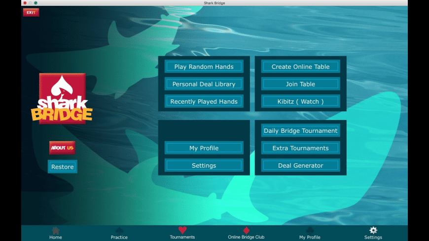 Shark Bridge for Mac - review, screenshots
