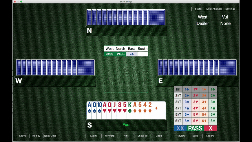 Shark Bridge for Mac - review, screenshots