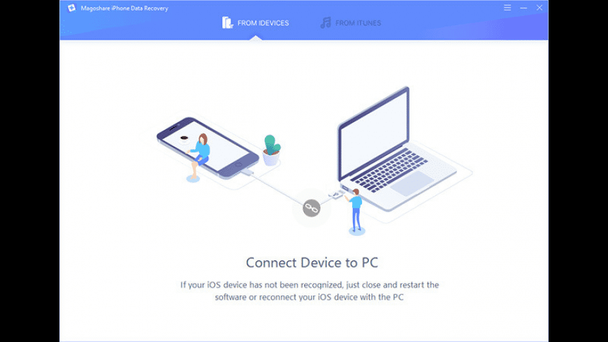 Magoshare iPhone Data Recovery for Mac - review, screenshots