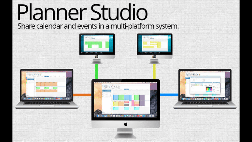 Planner Studio for Mac - review, screenshots