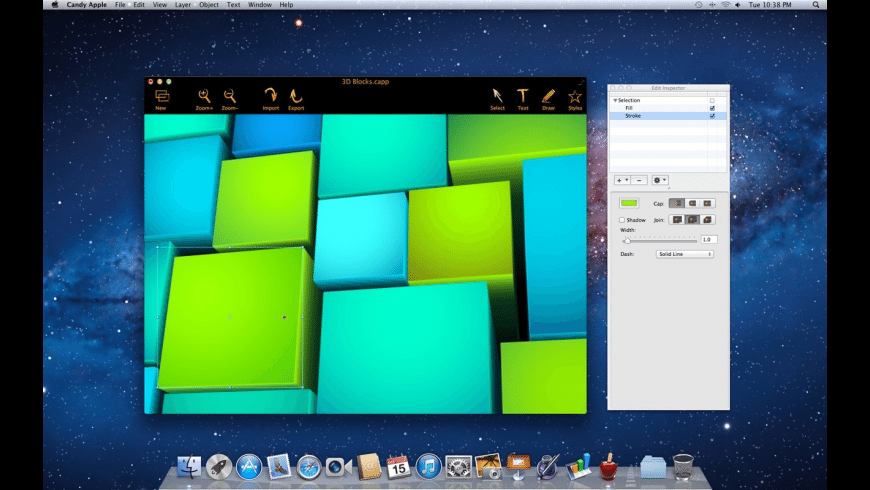 Candy Apple for Mac - review, screenshots
