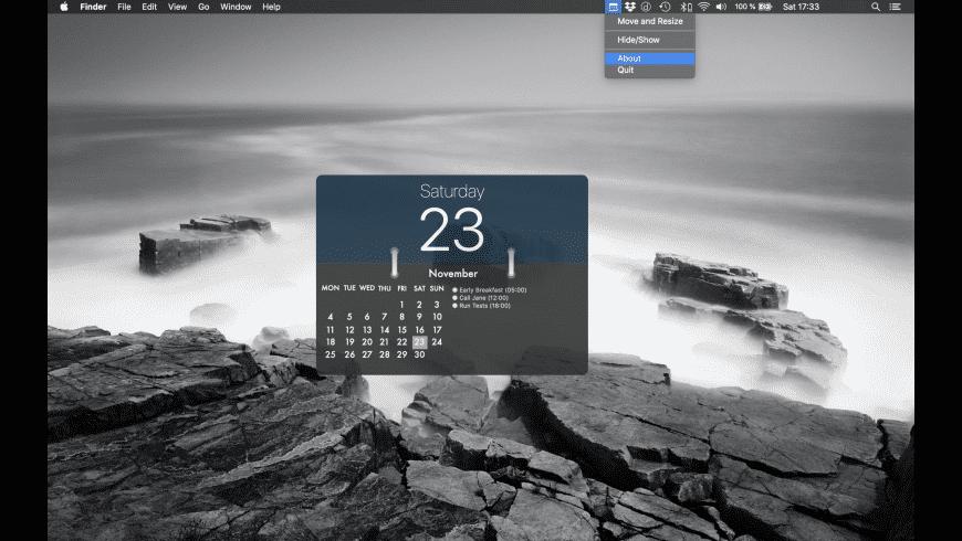 Dayzio for Mac - review, screenshots