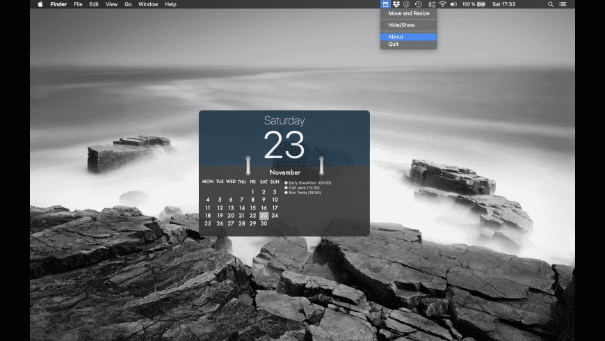 Dayzio for Mac - review, screenshots
