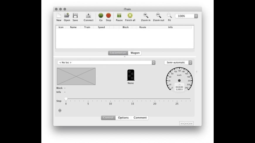 iTrain for Mac - review, screenshots