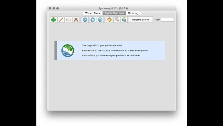 Syncovery for Mac - review, screenshots