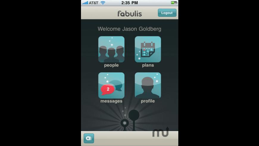 fabulis for Mac - review, screenshots