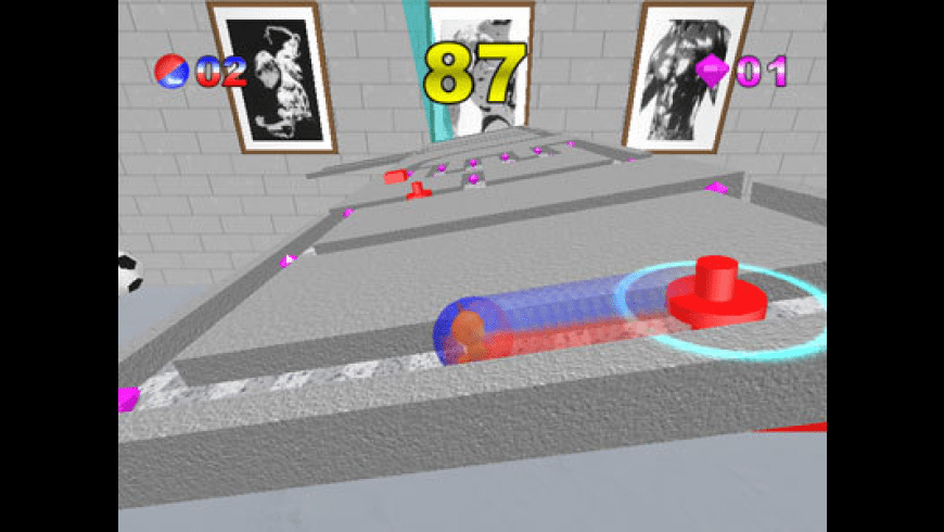 Super Gerball for Mac - review, screenshots