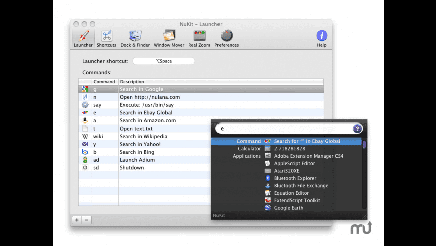 NuKit for Mac - review, screenshots