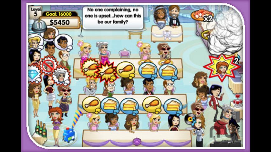 Wedding Dash 2.0 for Mac - review, screenshots