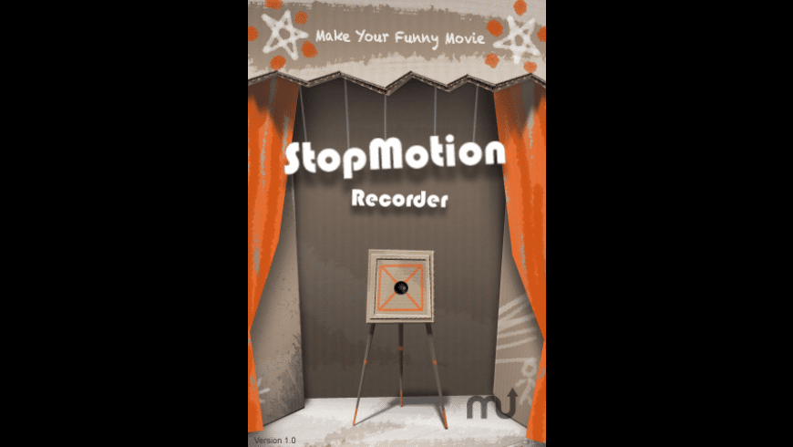 StopMotion Recorder for Mac - review, screenshots