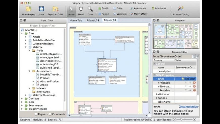 Skipper for Mac - review, screenshots