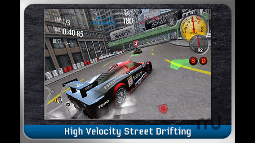 Need for Speed Shift for Mac - review, screenshots