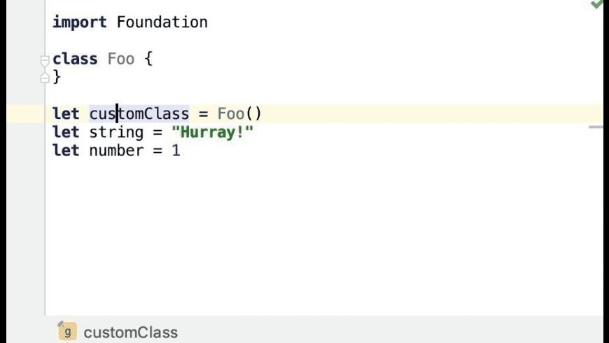 AppCode for Mac - review, screenshots