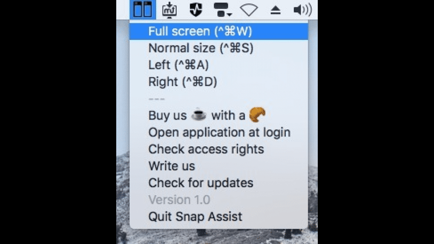 Snap Assist for Mac - review, screenshots