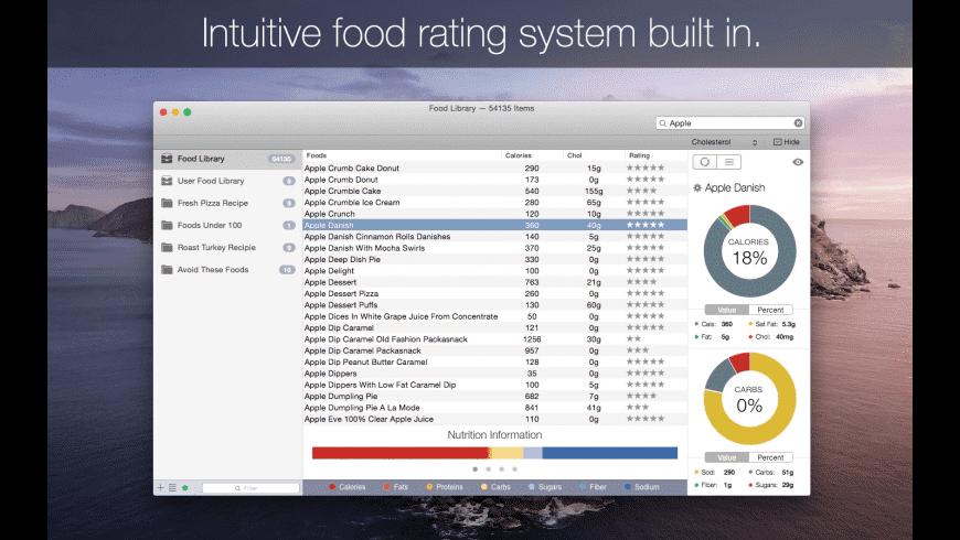 BeFit for Mac - review, screenshots