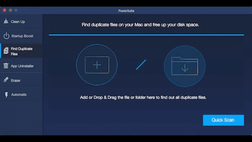 Mac PowerSuite Premium for Mac - review, screenshots