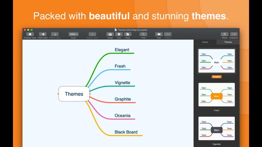 Focusplan for Mac - review, screenshots