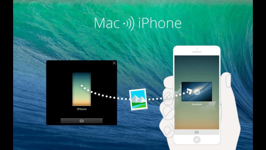 Filedrop for Mac - review, screenshots