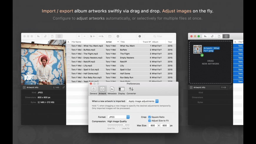 Meta for Mac - review, screenshots