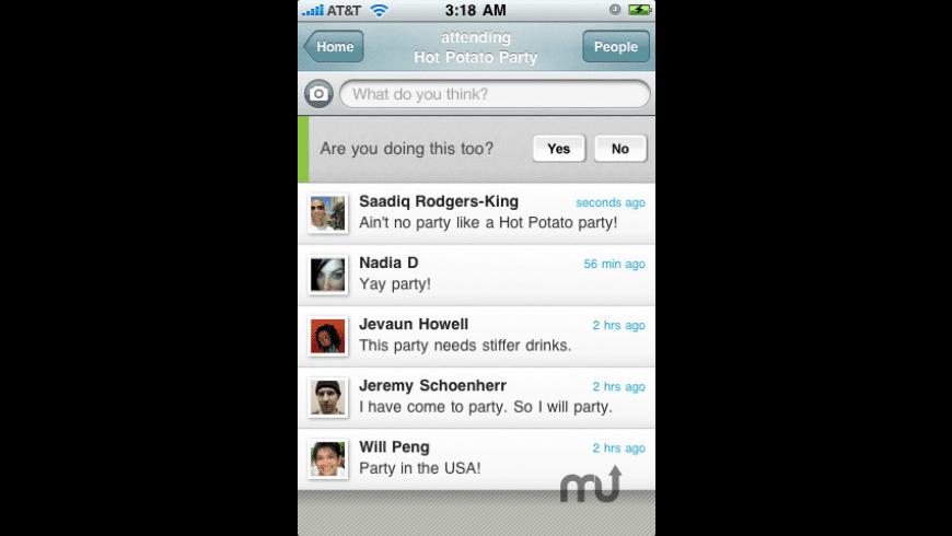 Hot Potato Mobile for Mac - review, screenshots
