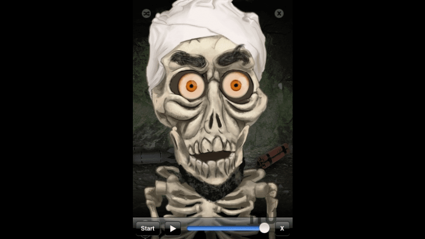 The Jeff Dunham iPhone Application for Mac - review, screenshots