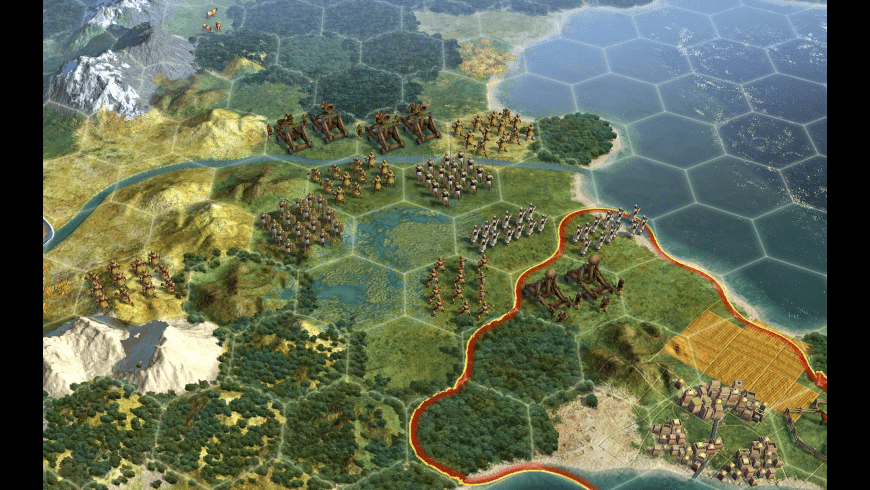 Civilization V for Mac - review, screenshots