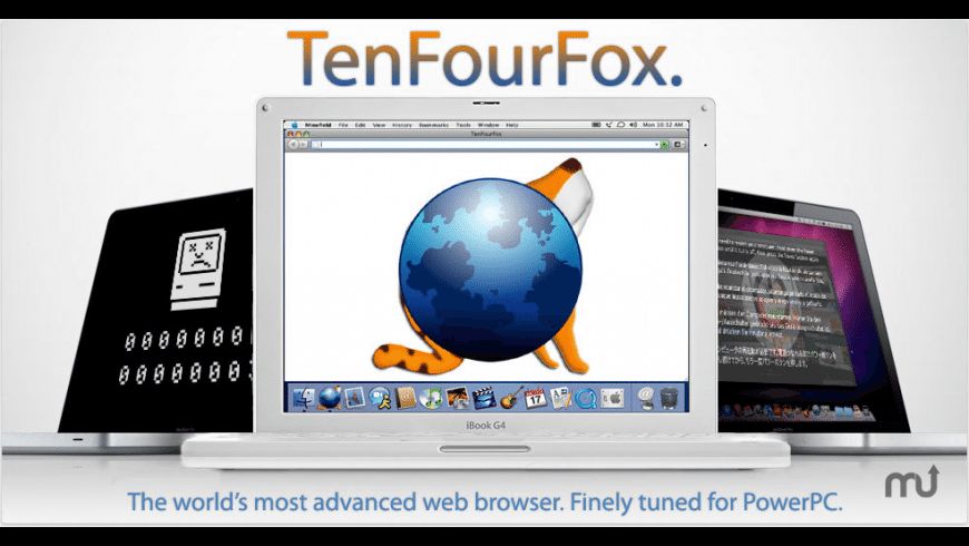 TenFourFox for Mac - review, screenshots
