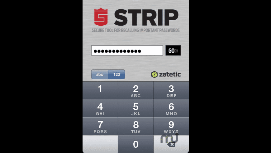 Strip - Password Manager for Mac - review, screenshots