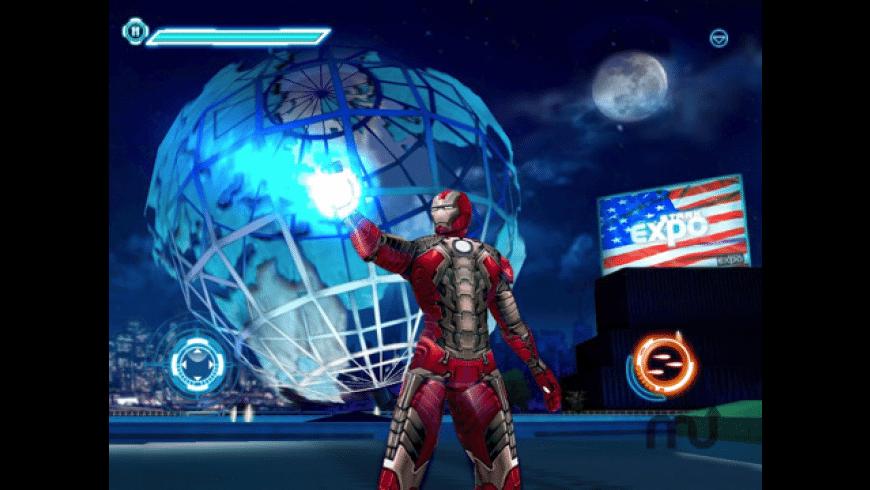 Iron Man 2 for iPad for Mac - review, screenshots