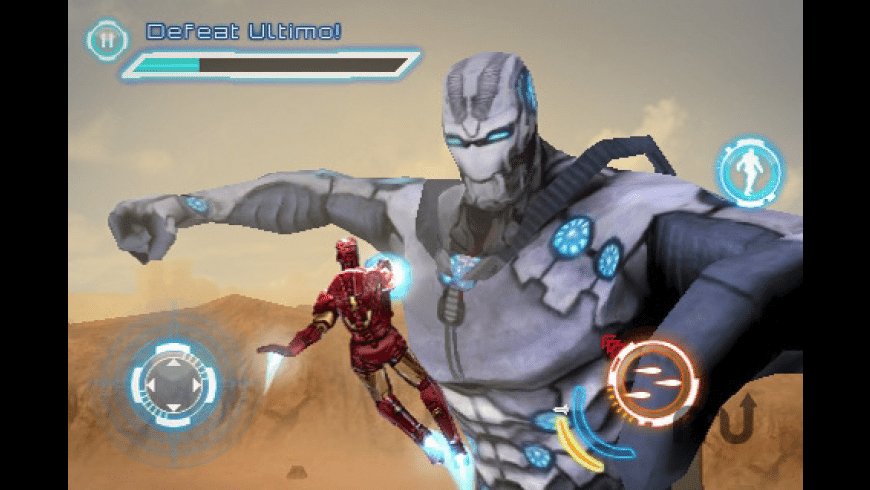 Iron Man 2 for Mac - review, screenshots