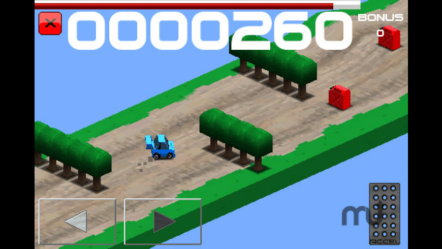 Cubed Rally Racer for Mac - review, screenshots