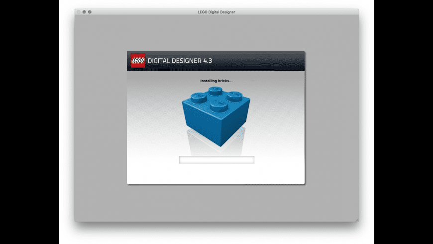 LEGO Digital Designer for Mac - review, screenshots