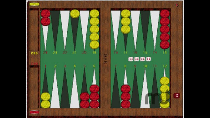 David's Backgammon for Mac - review, screenshots