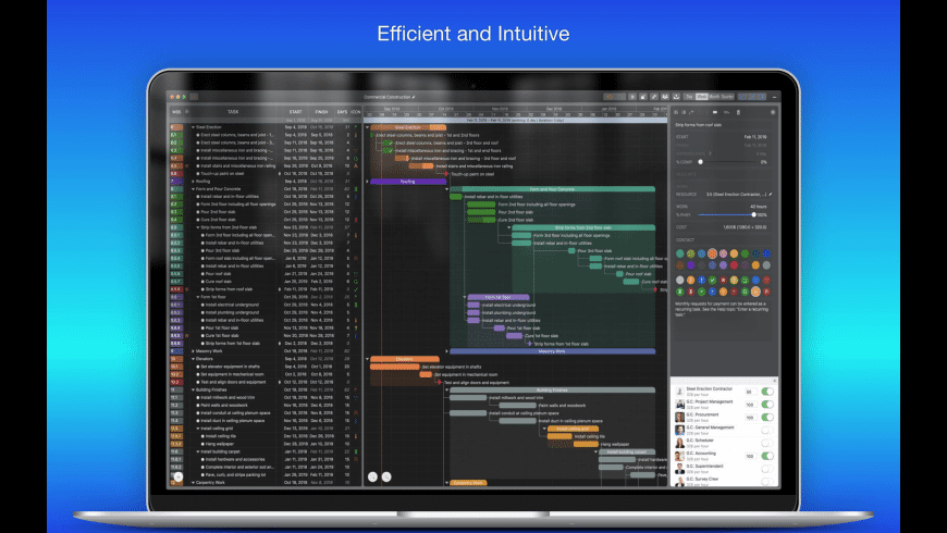 QuickPlan for Mac - review, screenshots